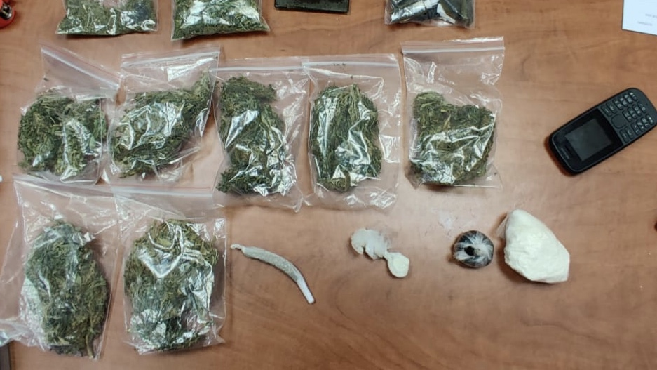 תושב קרית גת כבן 30 נעצר בחשד לסחר בסמים