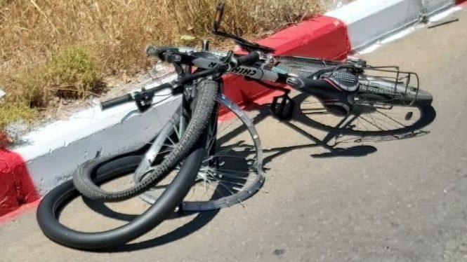 הקטל בדרכים: רוכבת אופניים כבת 55 נהרגה לאחר שהחליקה על הכביש סמוך לבית שמש