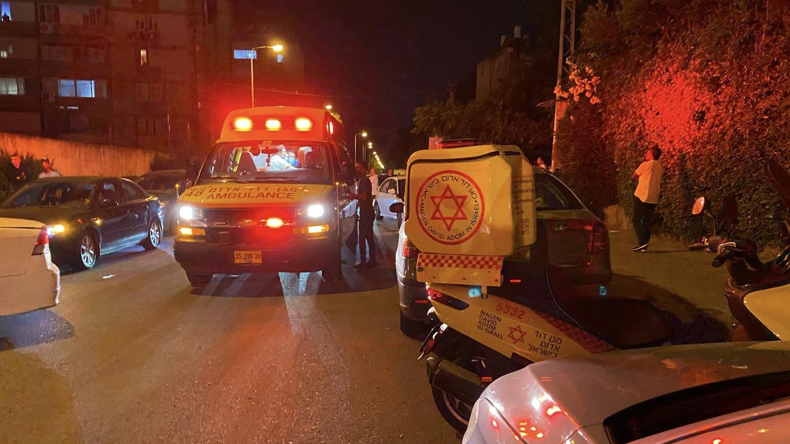 צעיר נהרג בהתהפכות ג׳יפ בבאר שבע
