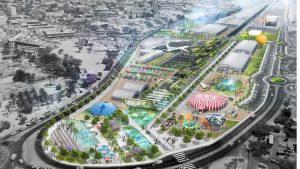 'פארק הטרמינל' באילת יצא לדרך – צפוי להיפתח בעוד שנתיים
