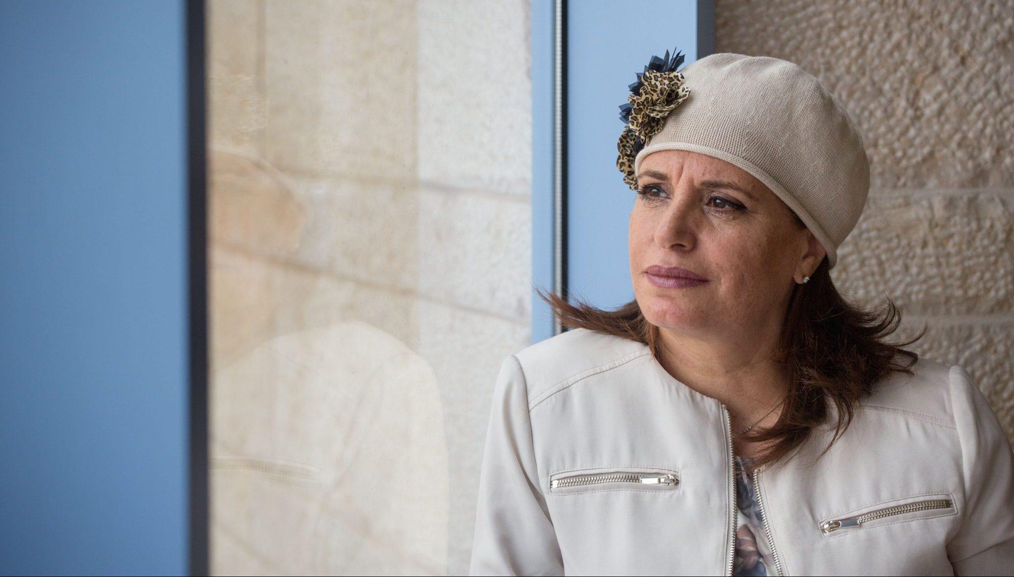 מפלגת ״הבית היהודי״ נהרסה והגיע זמן לשקמה. חגית משה מסוגלת | בועז גולן