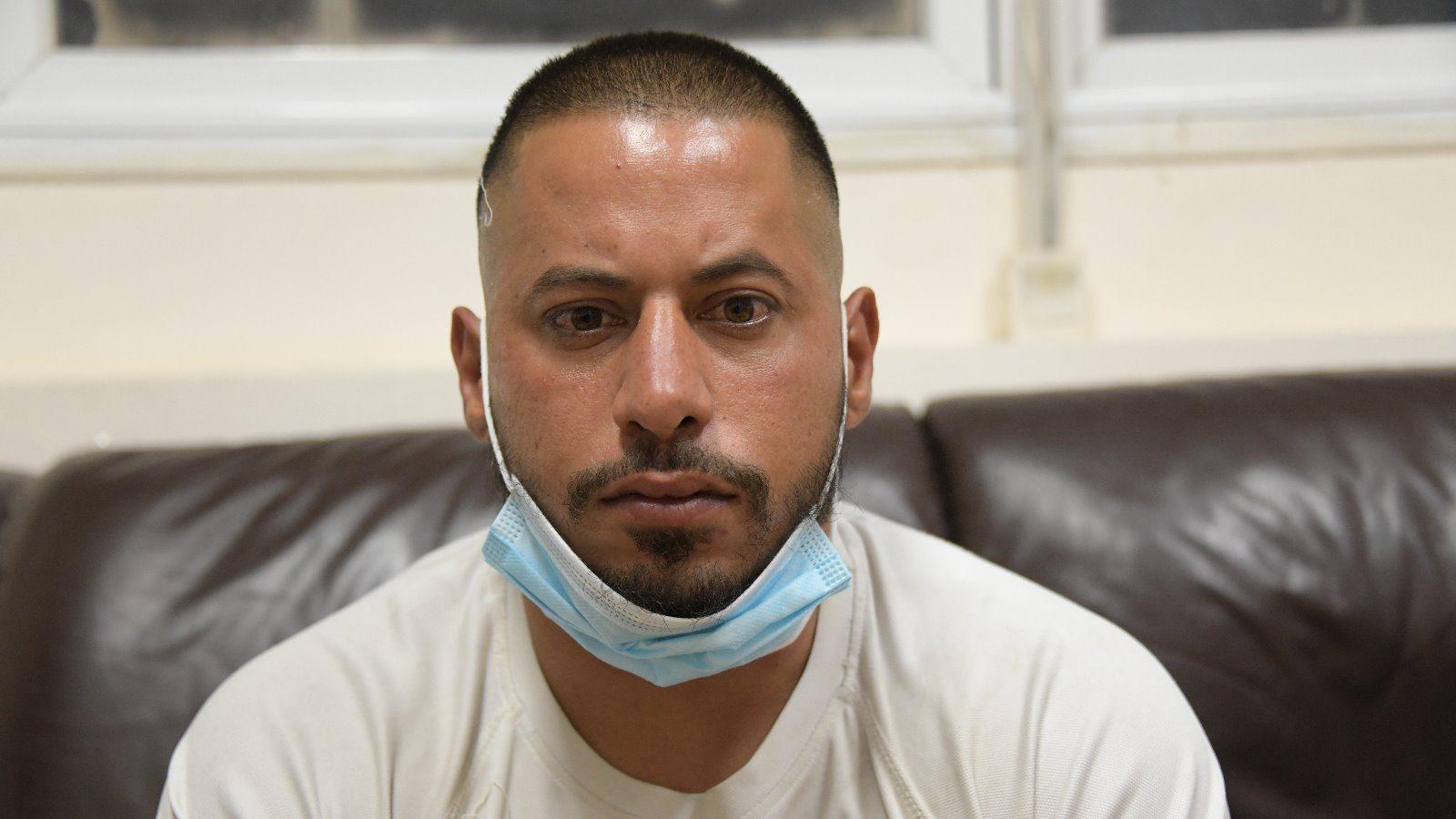 פורסמה תמונת הערבי החשוד בתקיפה מינית של בת 12 בכנרת – המשטרה מבקשת מידע נוסף