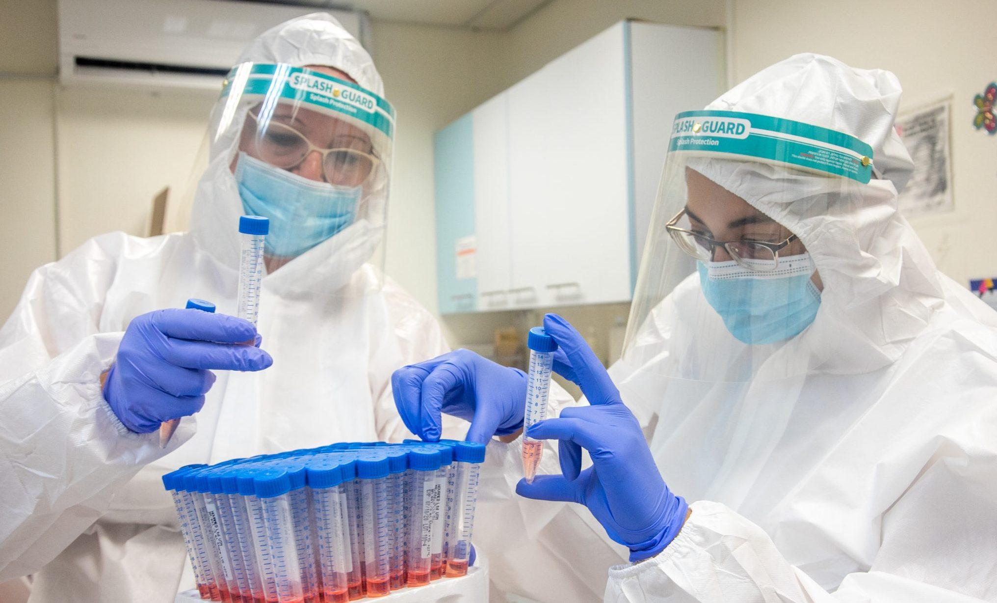 משרד הבריאות: 3,426 אובחנו בקורונה ביממה האחרונה
