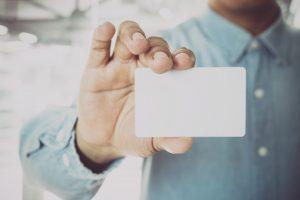 יתרונות של כרטיס ביקור דיגיטלי