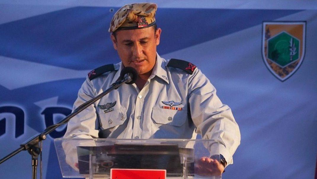 מפקד חדש לחיל הגנת הגבולות: תא