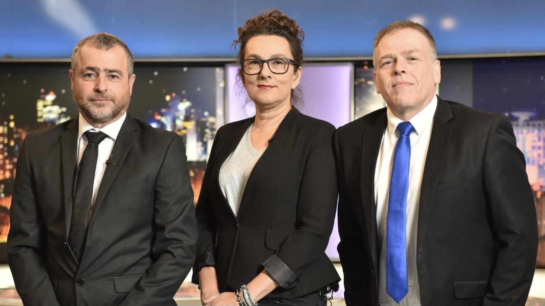 רכש חדש | עירית לינור מצטרפת לנבחרת המגישים של ערוץ 20