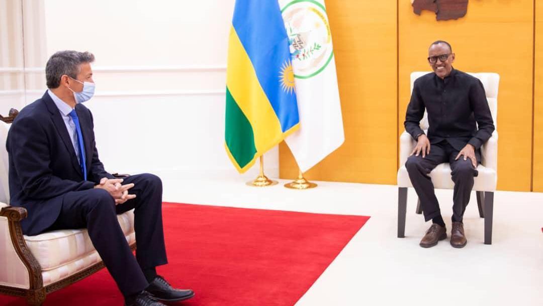 השר הנדל ברואנדה: ״ההסכם שנחתם יאפשר השקעה בתשתיות תקשורת חוצות מדינות״