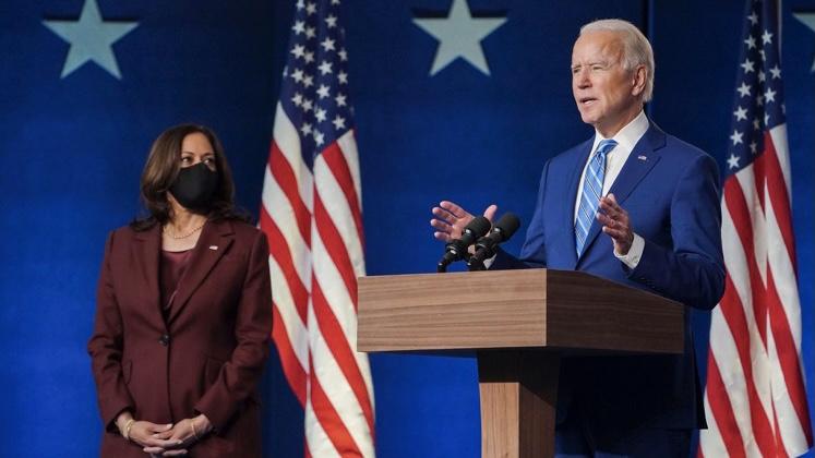ג׳ו ביידן נבחר רשמית לנשיא ה-46 של ארה״ב: