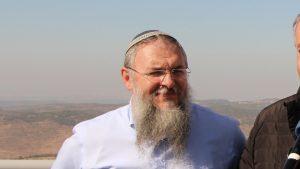 ראש מועצת גוש עציון: