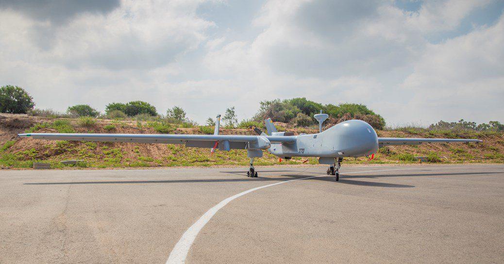 כלי טיס מאויש מרחוק נחת בשטח פתוח בצפון בעקבות תקלה, לא נגרם נזק