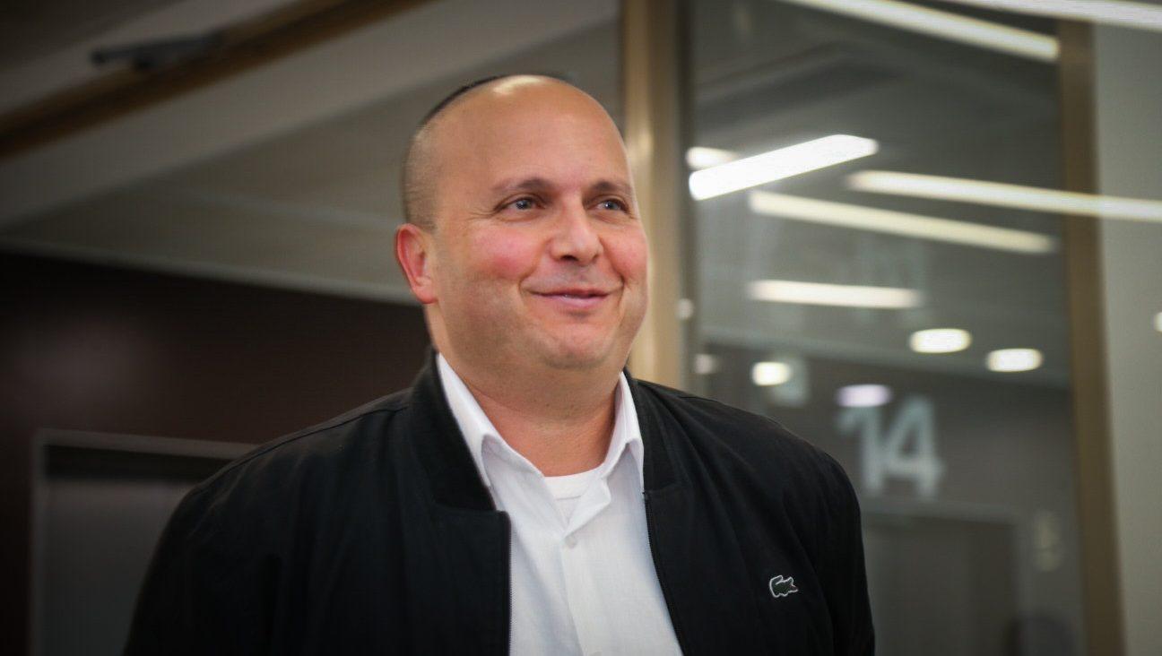 לאחר שהורשע בשוחד: 4 שנות מאסר נגזרו על ראש עיריית אשקלון לשעבר איתמר שמעוני