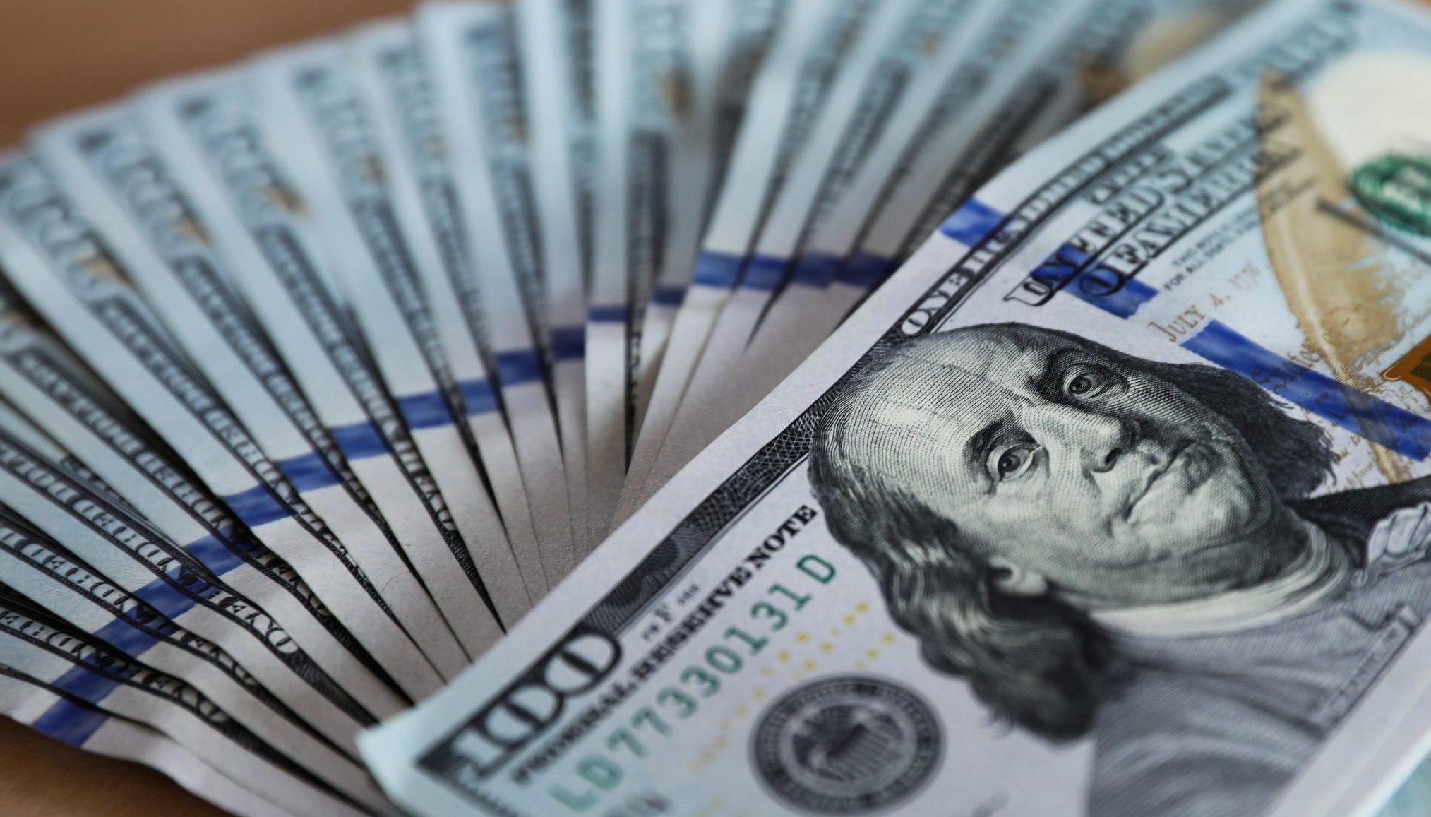 בעקבות הודעת בנק ישראל: שער הדולר עלה ל-3.23 שקלים