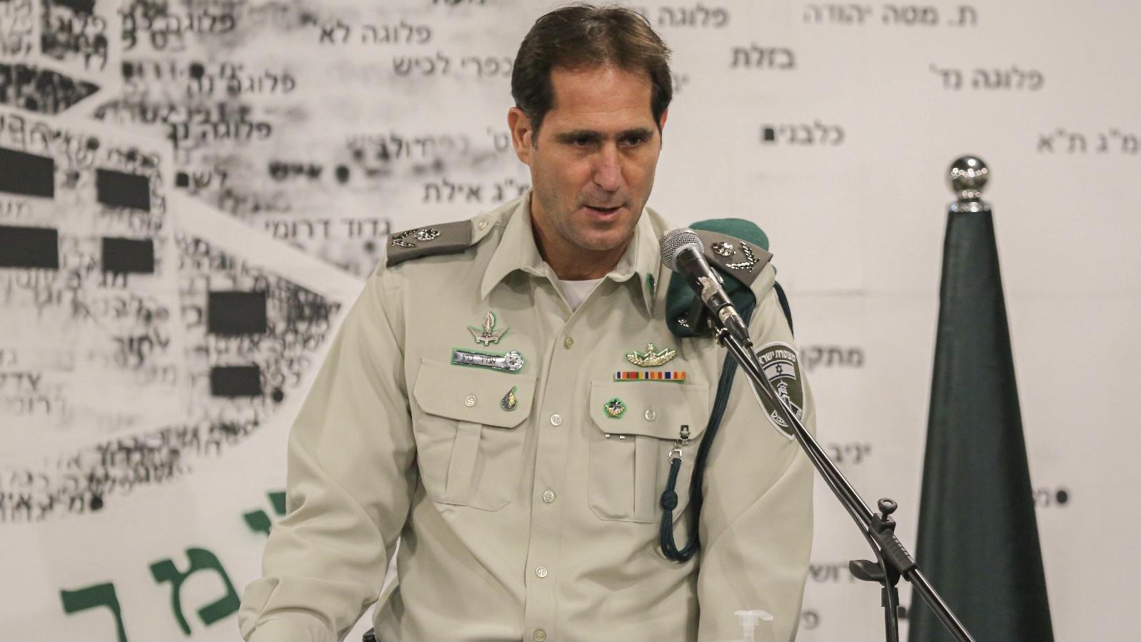 מפקד מג״ב הנכנס, ניצב אמיר כהן: ״בזכות רוח החיל והמסירות נצעיד את החיל לעבר העשור הבא״