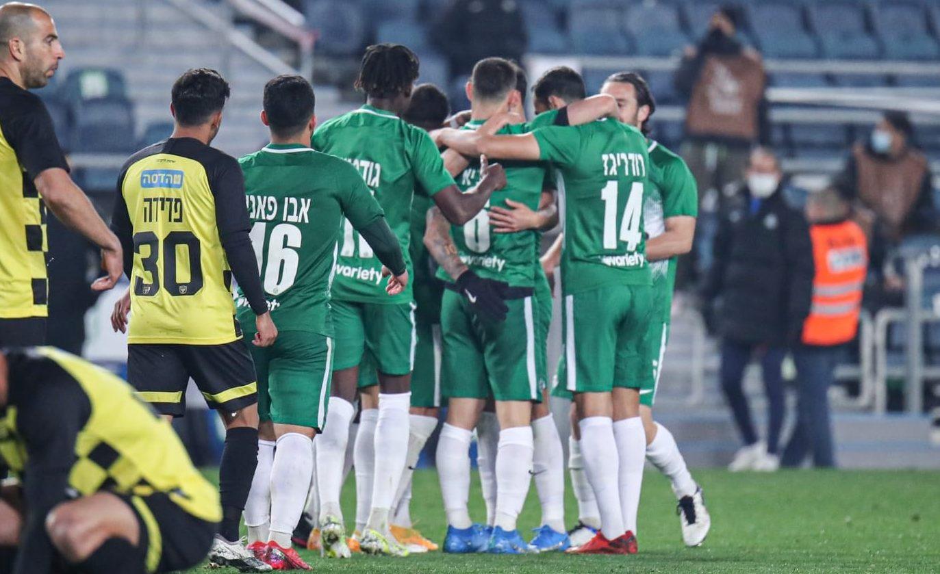 ליגת העל: 0:3 חלק למכבי חיפה בטדי מול בית