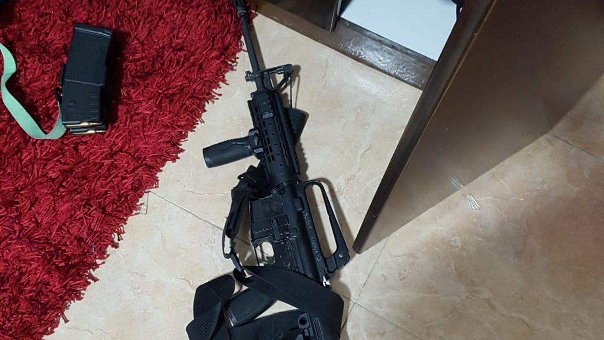 המלחמה בפשיעה בחברה הערבית: תושב קלנסווה נעצר בחשד להחזקת נשק ואמל