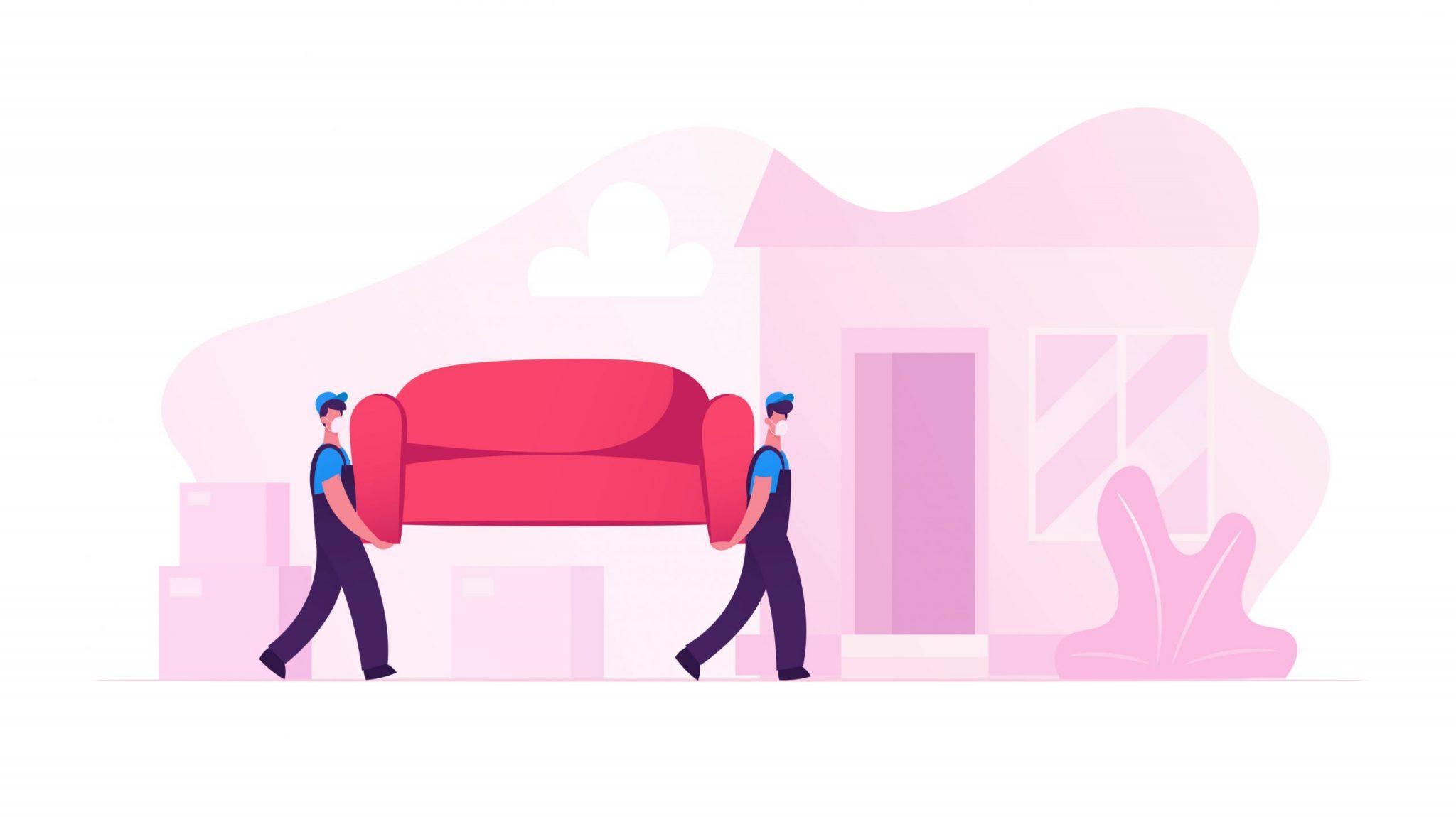 אדם בתוך ביתו הוא גר: עלייה בשיפוצי בתים מאז הקורונה