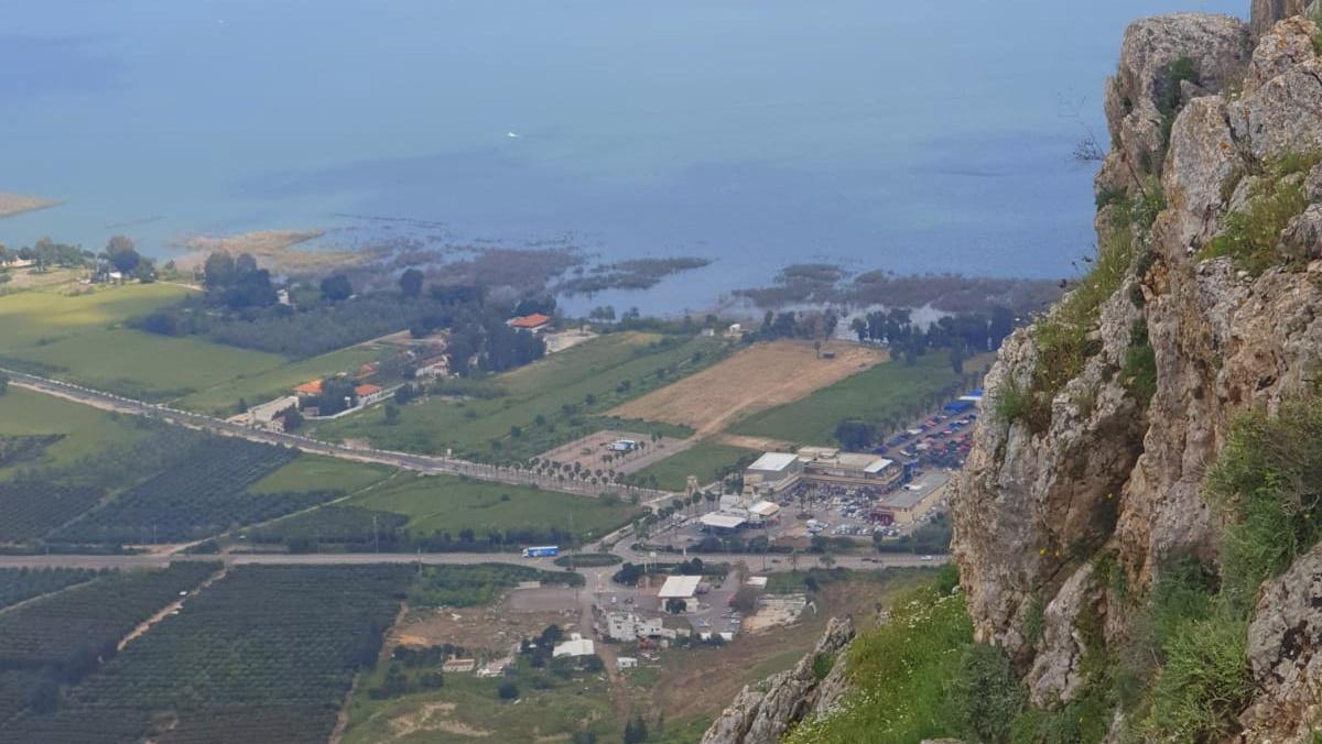 ארצנו המדהימה: הנוף המרהיב של ארבל