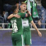 ליגת העל: 0:3 מרשים למכבי חיפה באשדוד, צמד לאצילי