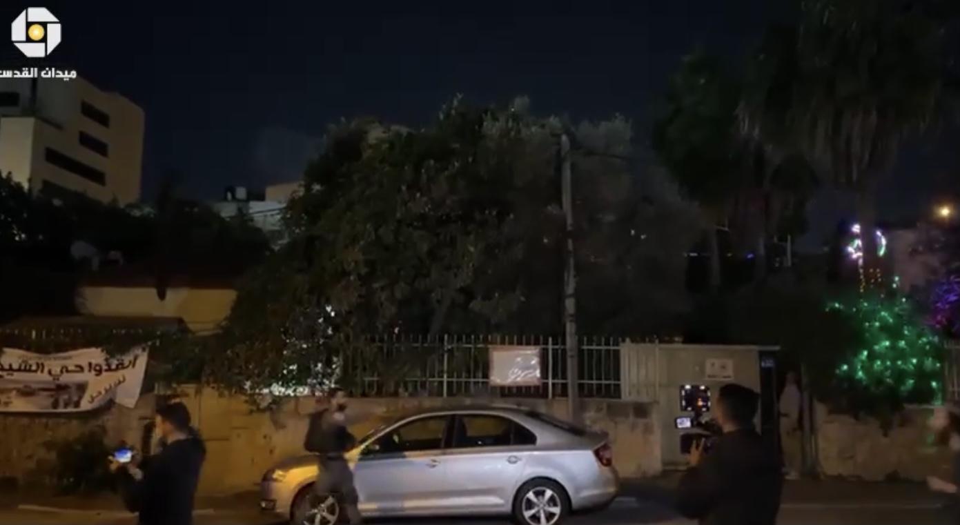 ההתפרעויות בשכונת שמעון הצדיק: כוחותינו עצרו ארבעה ערבים שהתפרעו במקום   צפו