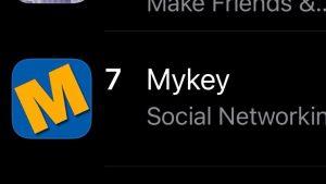 אפליקציית מייקי ממשיכה לטפס – עלתה למקום 7 בחנות האפליקציות