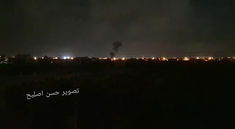 מטוסי חיל האוויר תקפו בעזה | צפו בתיעוד