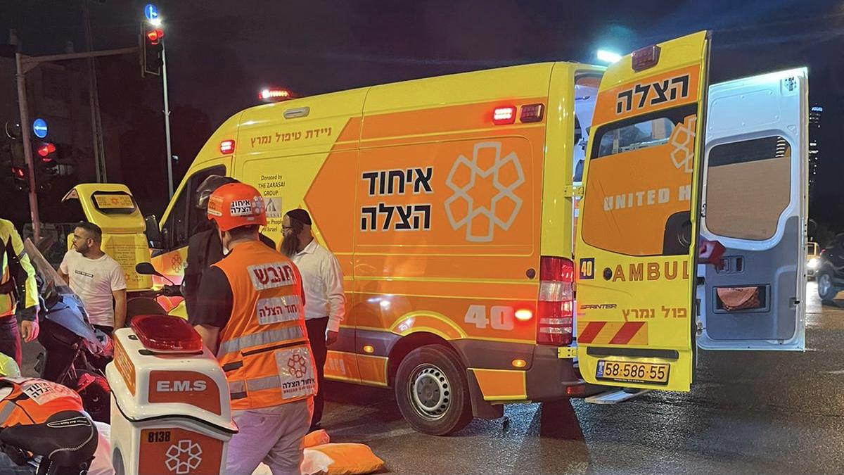 נער נפצע קשה מפגיעת רכב בשדרות